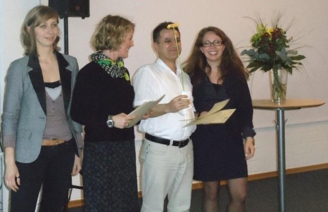 bikup-Team mit einem zertifizierten Sprach- und Integrationsmittler