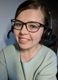 Sprach- und Integrationsmittlerin Dina Lubritz